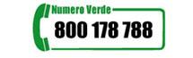Numero verde 800 178788
